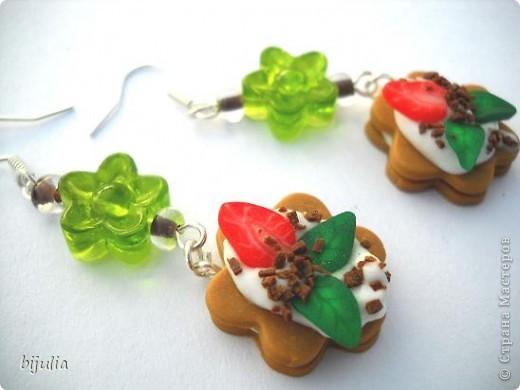 Новая порция украшений для сладкоежек:) фото 7