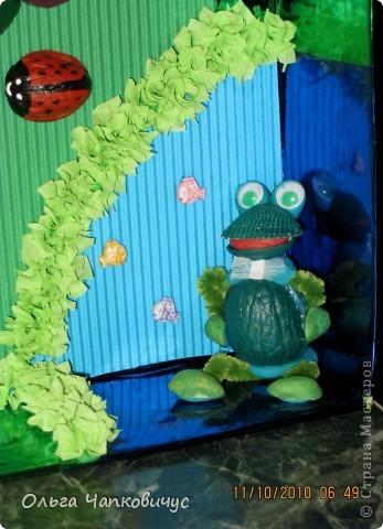 Наша поделка победила на осеннем конкурсе в детском саду, а сейчас её отправили на конкурс между садиками. Надеемся на призовое место! фото 6