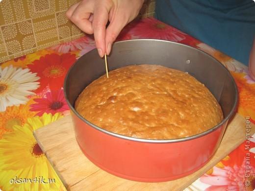 Очень вкусный пирог с насыщенным вкусом вареной  сгущенки. фото 10