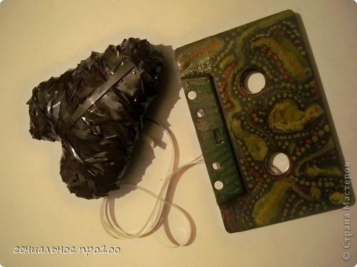 любовь в касете