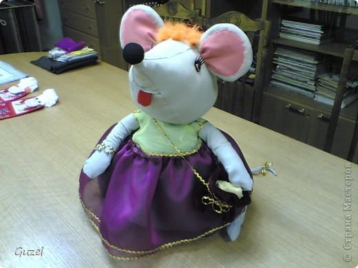 """Кокетка мышка-Лариска"" фото 1"