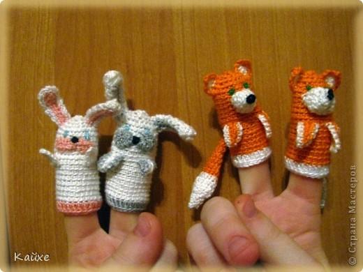 Мышка-норушка, лягушка-квакушка, зайчик-побегайчик, лисичка-сестричка, волчок-серый-бочок и медведь косолапый. фото 3