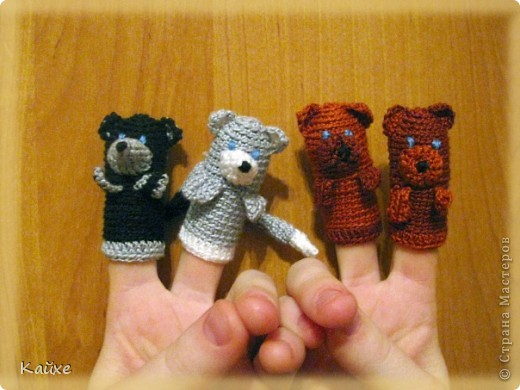 Мышка-норушка, лягушка-квакушка, зайчик-побегайчик, лисичка-сестричка, волчок-серый-бочок и медведь косолапый. фото 4