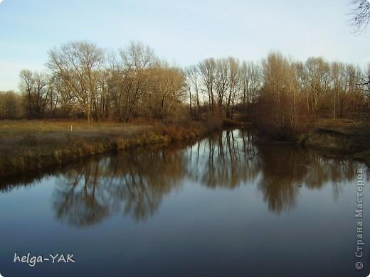Эти снимки сделаны в разные годы. Река Кинель в Самарской области. фото 5