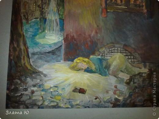 Девочка со спичками (Г.Х.Андерсен) фото 2