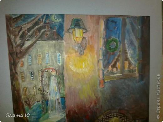 Девочка со спичками (Г.Х.Андерсен) фото 3