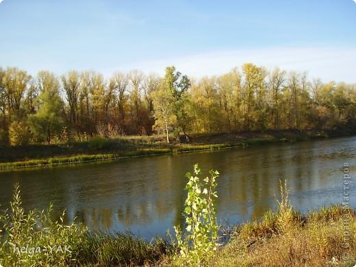Эти снимки сделаны в разные годы. Река Кинель в Самарской области. фото 2