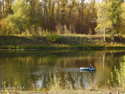Эти снимки сделаны в разные годы. Река Кинель в Самарской области. фото 4
