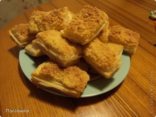 нежное, вкусное, маслянистое и лёгкое... и всё это об этом маленьком пирожоном фото 1