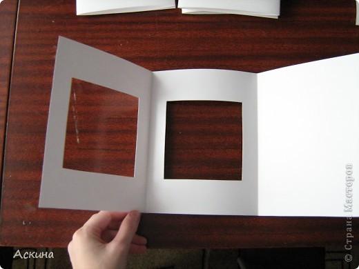 Такие открыточки я сделала на днях своим родным. А так как я фотографировала попутно как это делалось,то решила показать мини МК. фото 4