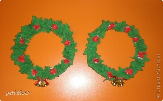 Рождественские венки фото 2