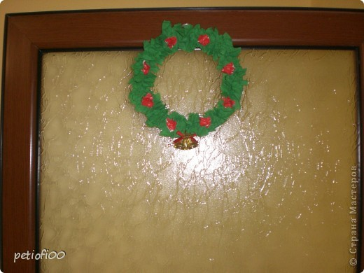 Рождественские венки фото 3