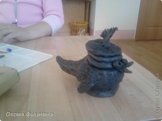 птица-шкатулка фото 1