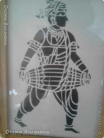 """Трафареты """"Африка"""" фото 4"""
