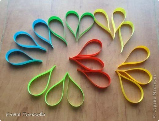 Так понравилась идея с солнышками на дисках Надежды Каликовой, что я решила ее немного переработать и сделать с детьми такие открытки ко Дню Матери. фото 4