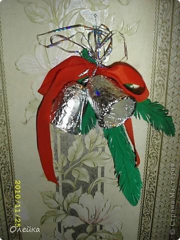 рождественские колокольчики (вид снизу) фото 2