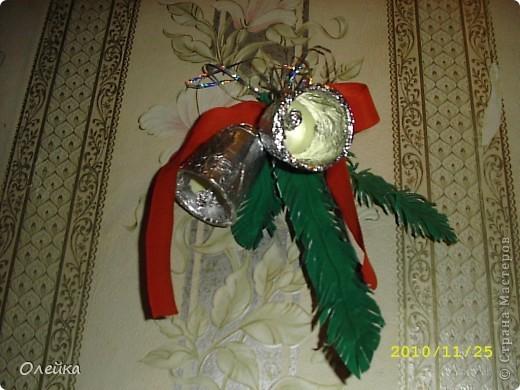 рождественские колокольчики (вид снизу) фото 1