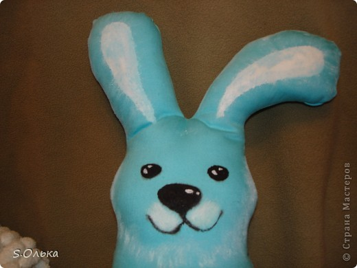 Новогодний кролик  фото 2