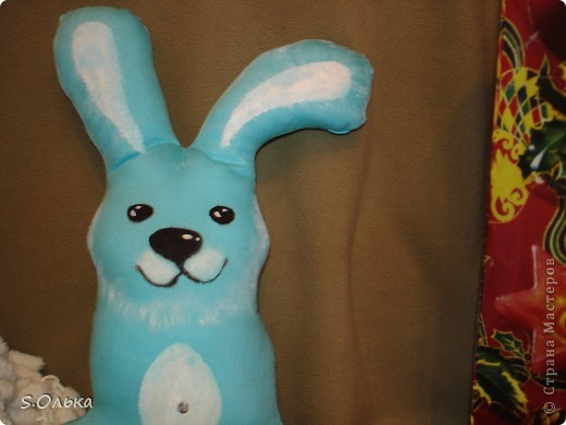 Новогодний кролик  фото 3