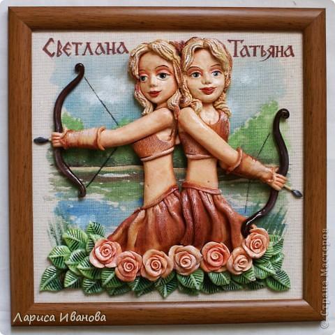 Вот такие девушки у меня получились))) фото 2