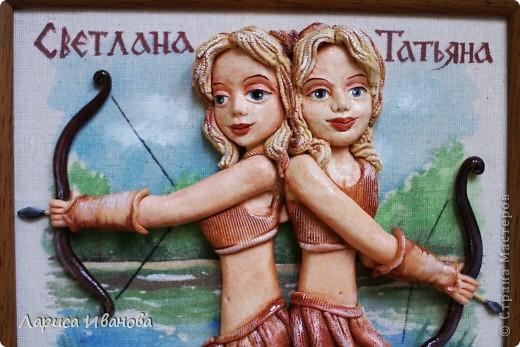 Вот такие девушки у меня получились))) фото 3