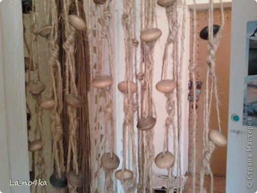 Плетеная шторка (поближе)