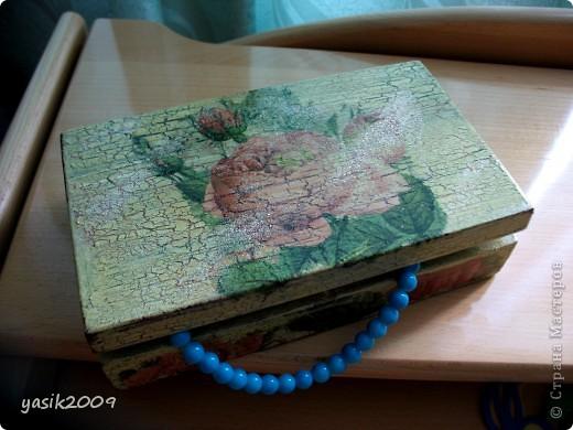 коробочка для ватных палочек фото 5