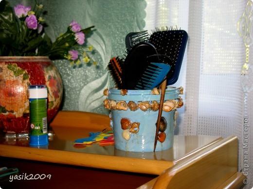 коробочка для ватных палочек фото 6