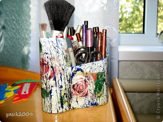 коробочка для ватных палочек фото 7
