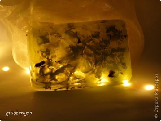 Зелёное мыло в подарок) фото 2