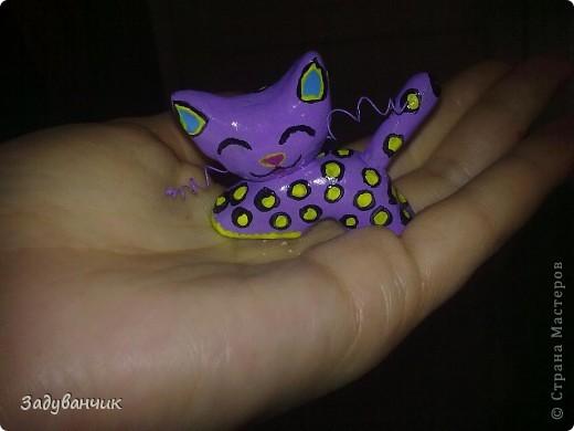 Вот такие миниатюрки из пластики и глины вылепились фото 3