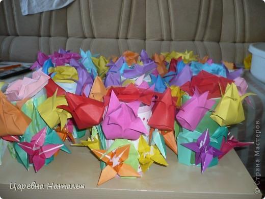 Вот такие букеты мы создали для любимых учителей на 8 марта (я и одноклассники моей дочки) фото 1