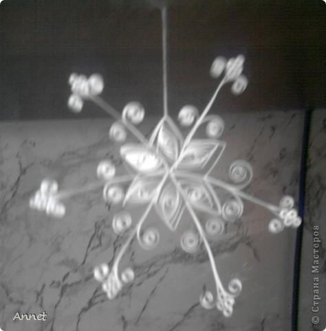 Снежинка фото 2
