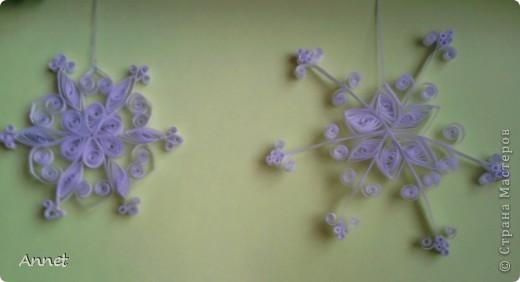 Снежинка фото 3