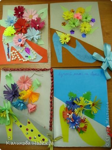 Вот такие подарочные букеты выросли из туфелек в День Матери! фото 4