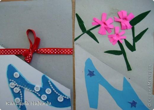Вот такие подарочные букеты выросли из туфелек в День Матери! фото 6