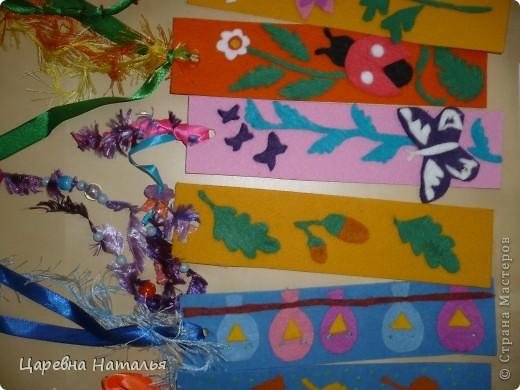 закладки из фетра фото 2