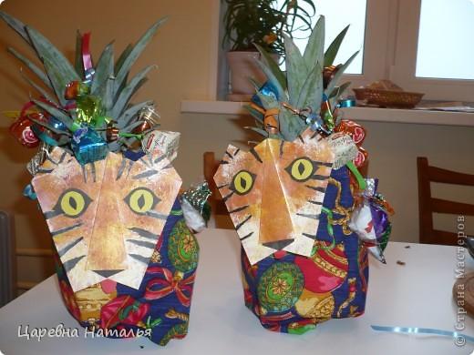 Как ананас стал новогодней елкой фото 1
