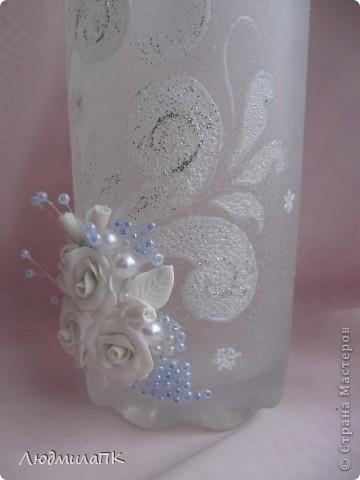 Украсила такие вот стаканчики на праздничный стол. фото 4