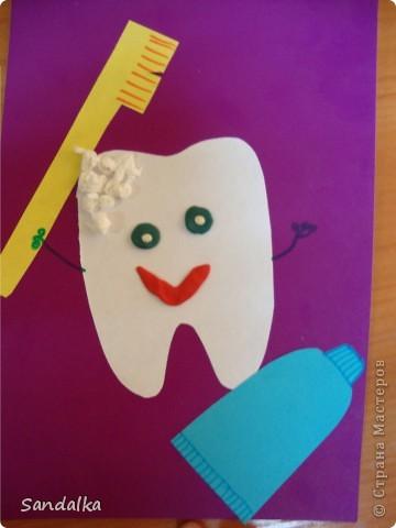 Учимся с малышатами чистить зубки фото 1