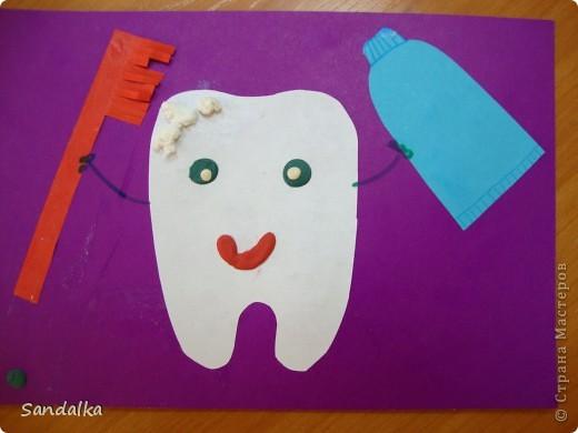 Учимся с малышатами чистить зубки фото 2