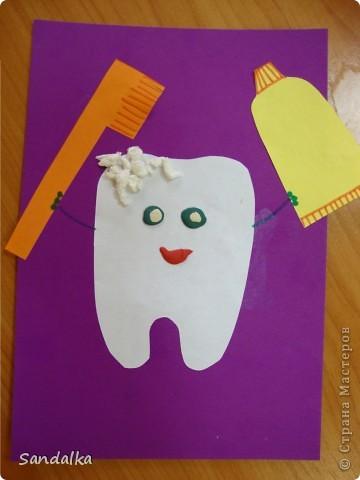 Учимся с малышатами чистить зубки фото 3