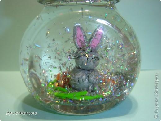 Шар с блестками или снежный шар - волшебная новогодняя игрушка! Захотелось сделать такую же! фото 14