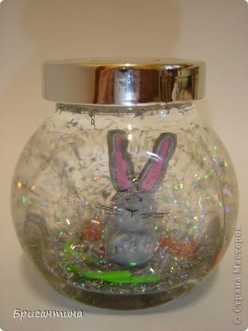 Шар с блестками или снежный шар - волшебная новогодняя игрушка! Захотелось сделать такую же! фото 3