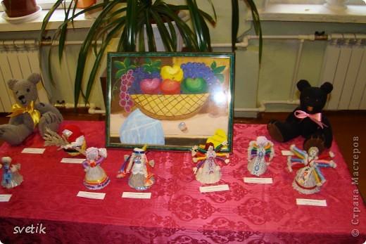 """Сегодня в ЦВР""""Эврика"""" проходила выставка и был  праздничный концерт, посвященный Дню матери. Дети нескольких кружков представили свои работы на выставке. фото 2"""