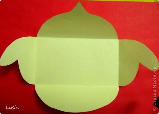 конверт открытка: