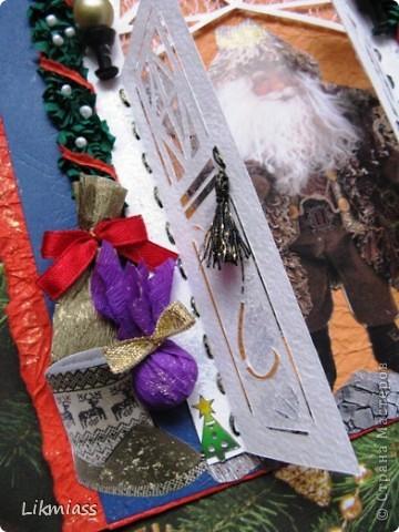 Новый год - самый любимый праздник, он из детства. Не только елка, подарки, Дед Мороз, но и особое чувство предвкушения очередного этапа жизни, который будет полон удивительными событиями, только заверни за этот календарный угол. А мы с вами заглянем в дверь и посмотрим как живет самый главный герой праздника и куда это он собрался. Итак... фото 5