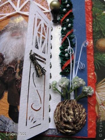 Новый год - самый любимый праздник, он из детства. Не только елка, подарки, Дед Мороз, но и особое чувство предвкушения очередного этапа жизни, который будет полон удивительными событиями, только заверни за этот календарный угол. А мы с вами заглянем в дверь и посмотрим как живет самый главный герой праздника и куда это он собрался. Итак... фото 6