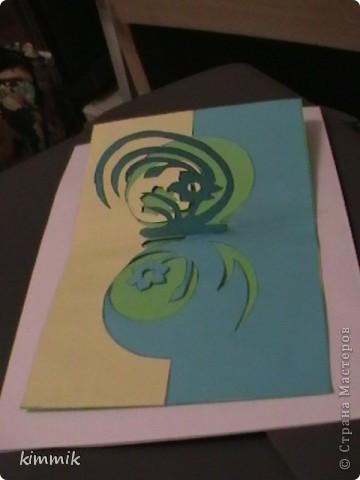 открытки. киригами фото 3