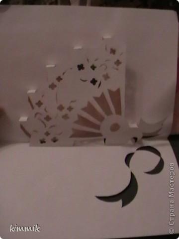 открытки. киригами фото 1